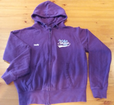 Libby - SLS Hoodie Front